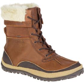Merrell Tremblant Mid Polar WP - Bottes Femme - beige/marron